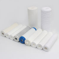 10 micron PP/PP YARN/CTO/UDF water filter cartridge