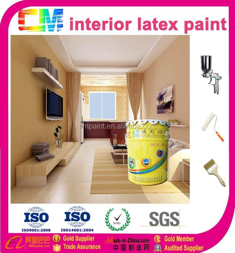 Healthy srpaying interior latex paint