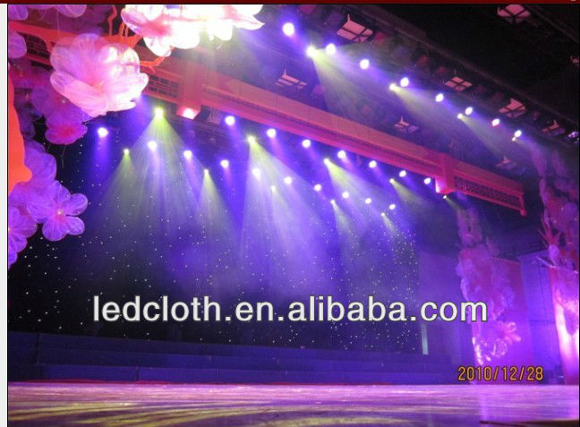 JOH good quality double-deck fireproof stage effect flame projector