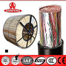 jelly filled self-support telephone cable with 0.50mm Bare Copper Conductor