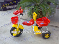 smart children tricycle two seat,baby and children tricycle,cheap child ride on car