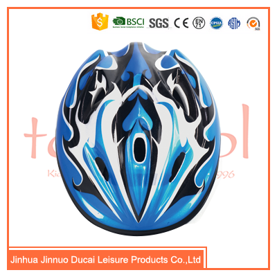 TCC fox cycle custom helmets