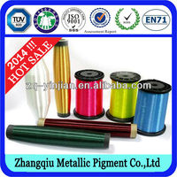 corn flake fabric Coating aluminium pigment paste manufacture ZQ-4177