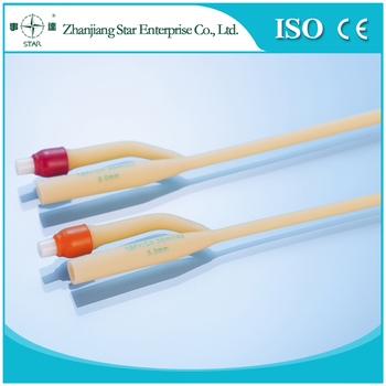 Latex Nelaton Catheter
