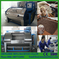 2016 industrial raw sheep wool washing machine FOR SALE