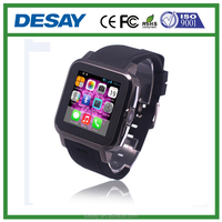 Desay WIFI/BT/GPS/ TF Card Hand-free Smart Bluetooth Watch Phone DS-PT5 Support SIM Android 4.2