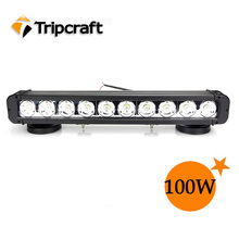 LED light bar,100W offroad led light bar police led roof light bar