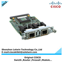 Used sale CISCO VWIC-2MFT-G703 2 x network - E1 - RJ-48 module card