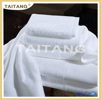 cotton pure white custom made best selling promotional jacquard bath/face/hand towel