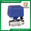Electric Actuator Motorized Brass Ball Valve