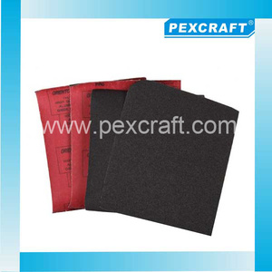 "waterproof aluminium oxide sanding cloth 230*280mm ( 9*11"" )"