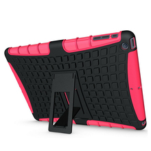 2017 Latest products luxury simple tire pattern hybrid cover for case ipad air,for ipad 5