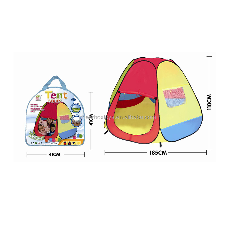 New style big size pop up beach tent for kid