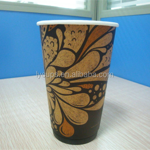 printed paper cups for hot and cold in dubai