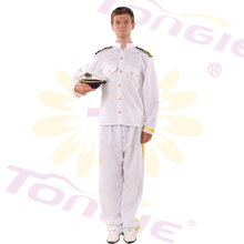 Navy Captain Costume Sex Costumes For Men Carnival Costume