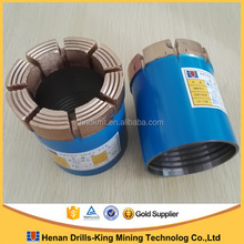 AQ,BQ,NQ,HQ,PQ Impregnated Diamond Core Drill Bits