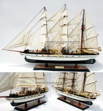 GORCH FOCK SAILING YACHT - CRAFT BOATAdvantage 1. Many new models launched every month 2. Built to scale from drawings,