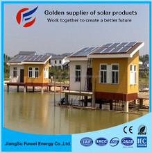 Easy Installation 5 Kw Off Grid Solar Power Energy Home System