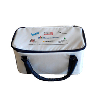 600D polyester promotion and disposable cooler bag