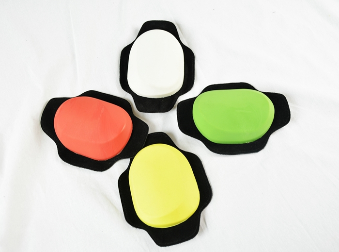 2014 New motocross knee protector knee slider colorful choice