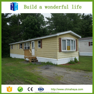 China bungalow prefab guest house 2 bedroom house floor plans