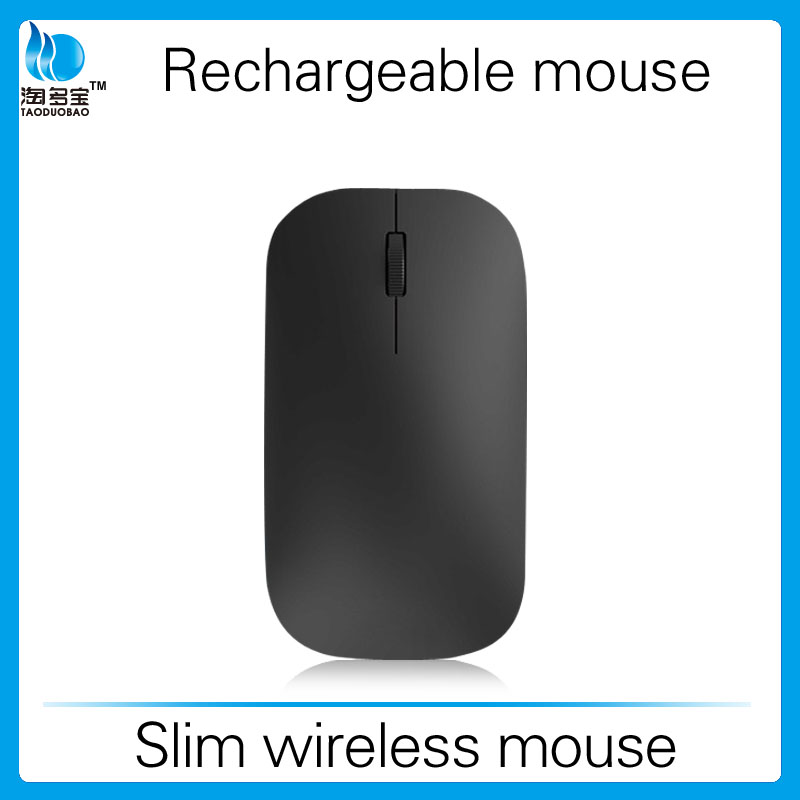 Rechargeable fast wireless Mouse Computer mouse brands