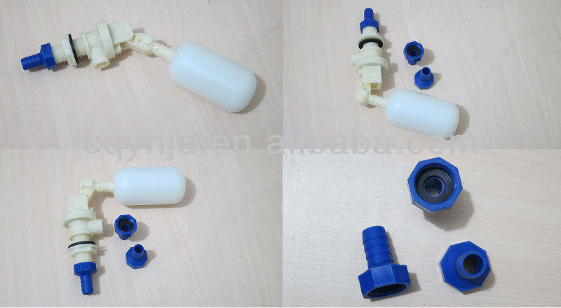 Adjustable Float Valve Connect Horse Adapter