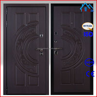 CIQ SONCAP teak wood double door design