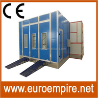 Customized China powder coating spray booth/ spray booth heating system