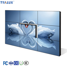 49inch large touch screen panel interactive flat panel display video wall