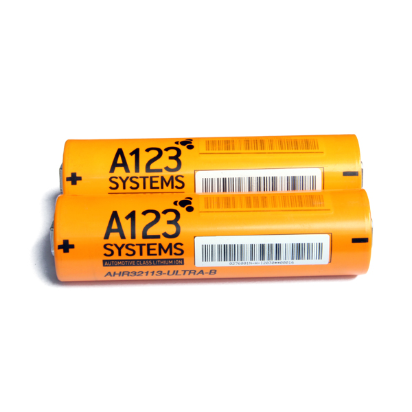 a123 rechargeable 32113 30c battery 4000 mah lifepo4 18650 battery