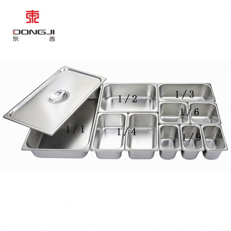 Hot Sell Stainless Steel Hotel Equipment Salad Bar