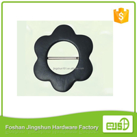 plum cloth covered belt buckle manufacturers