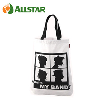 Factory price recyclable 10oz cotton canvas tote bag for shopping