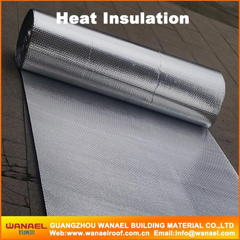 Wanael fireproof flame retardant heat reflective for Fireproof vapor barrier