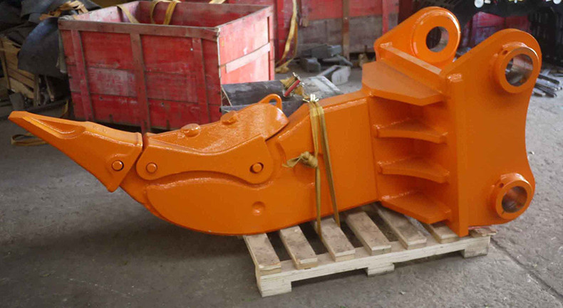china factory supply good quality construction equipment 50ton excavator ripper doosan on hot sale