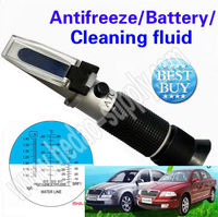 Cheap factory price RHA-503 atc car antifreeze battery cleaning fluid refractometer,refractometer coolant