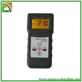 sheep goat cow leather skin moisture meter