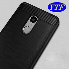 Hot selling 1.5mm thick oneplus 3 case carbon fiber brushed Feeling TPU case for Oneplue 3