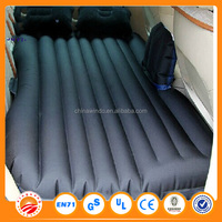Inflatable Car bed for Children inflatable air bed mattress black color