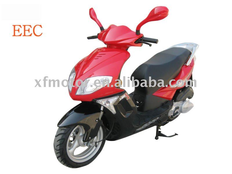Gas scooter 125cc EEC3