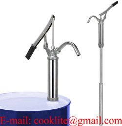 Hand lever refueling pump Manual lever drum pump