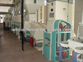 Full set of Rice milling production line
