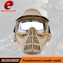 Element Transformers PC Lens Large Mask for CS cosplay CY297