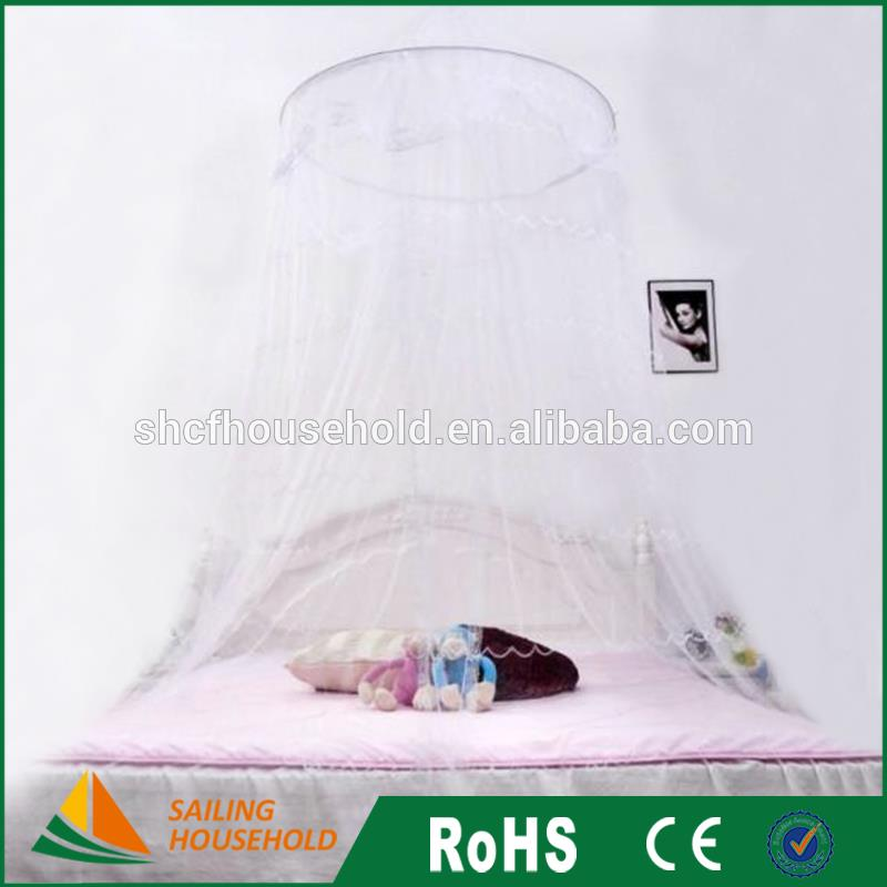 China supplier decorating rooms indoor queen size bed fabric mosquito net