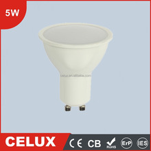 5W 600-625LM MR16 GU10 LED Bulb Dimmable LED Spot light