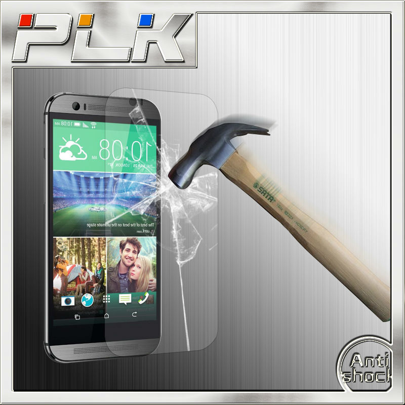 China Low Price HTC ONE X Mobile Phone Protector de pantalla de cristal te , Tempered Glass Screen Protector for htc Desire 700#