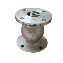 WCB Vertical Single-track Stainless Steel Check Valve
