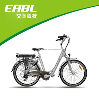 Electric Bike made in china with CE and EN15194 ,250w 8FUN motor with Lithium battery LCD displayer
