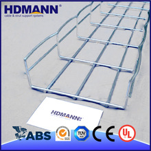 Corrosion Resistant Customer Made Steel Electrical Indoor Cable Net Support System
